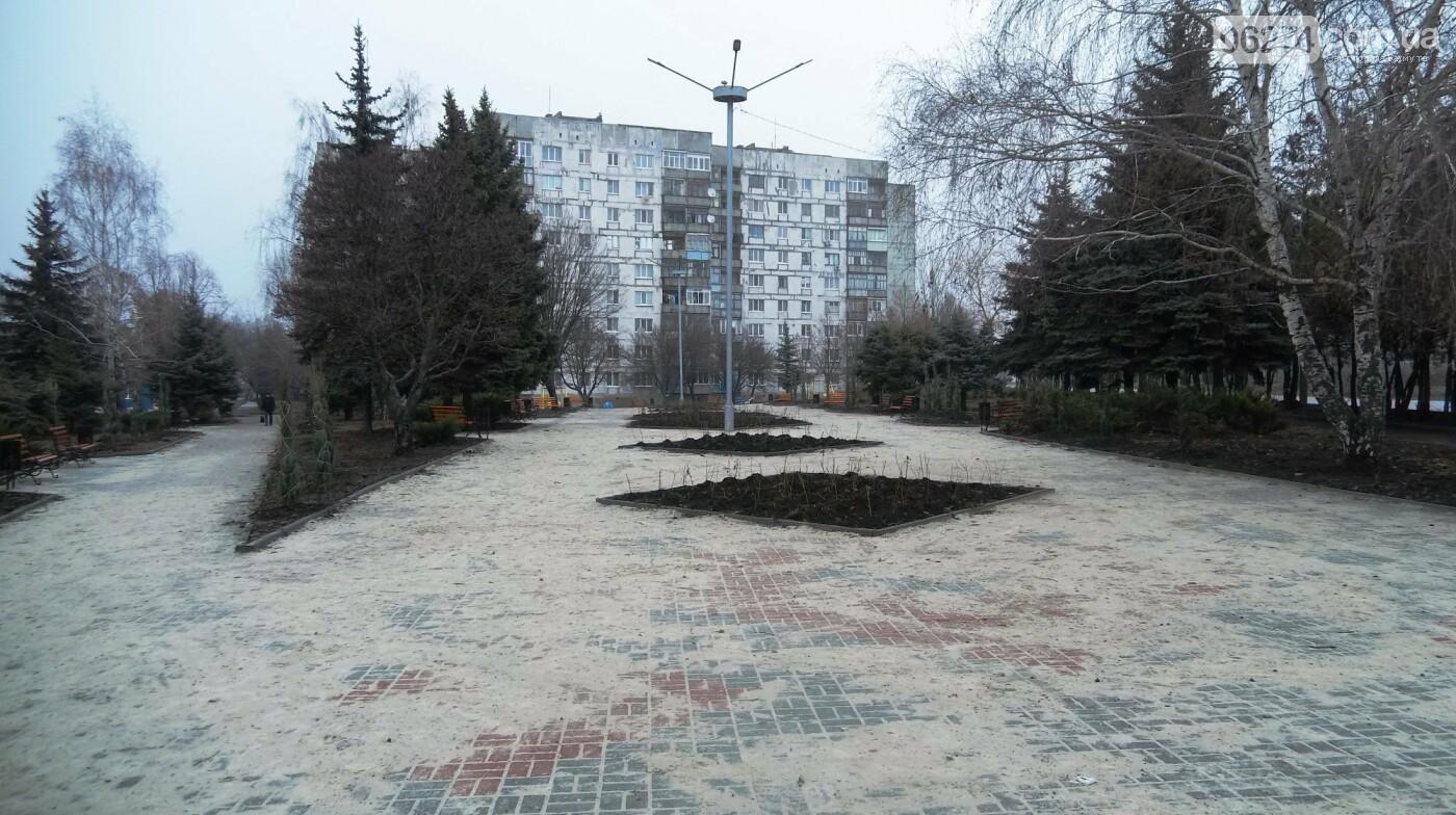Мэр Бахмута проверил выполнение работ на объектах строительства в городе, фото-14