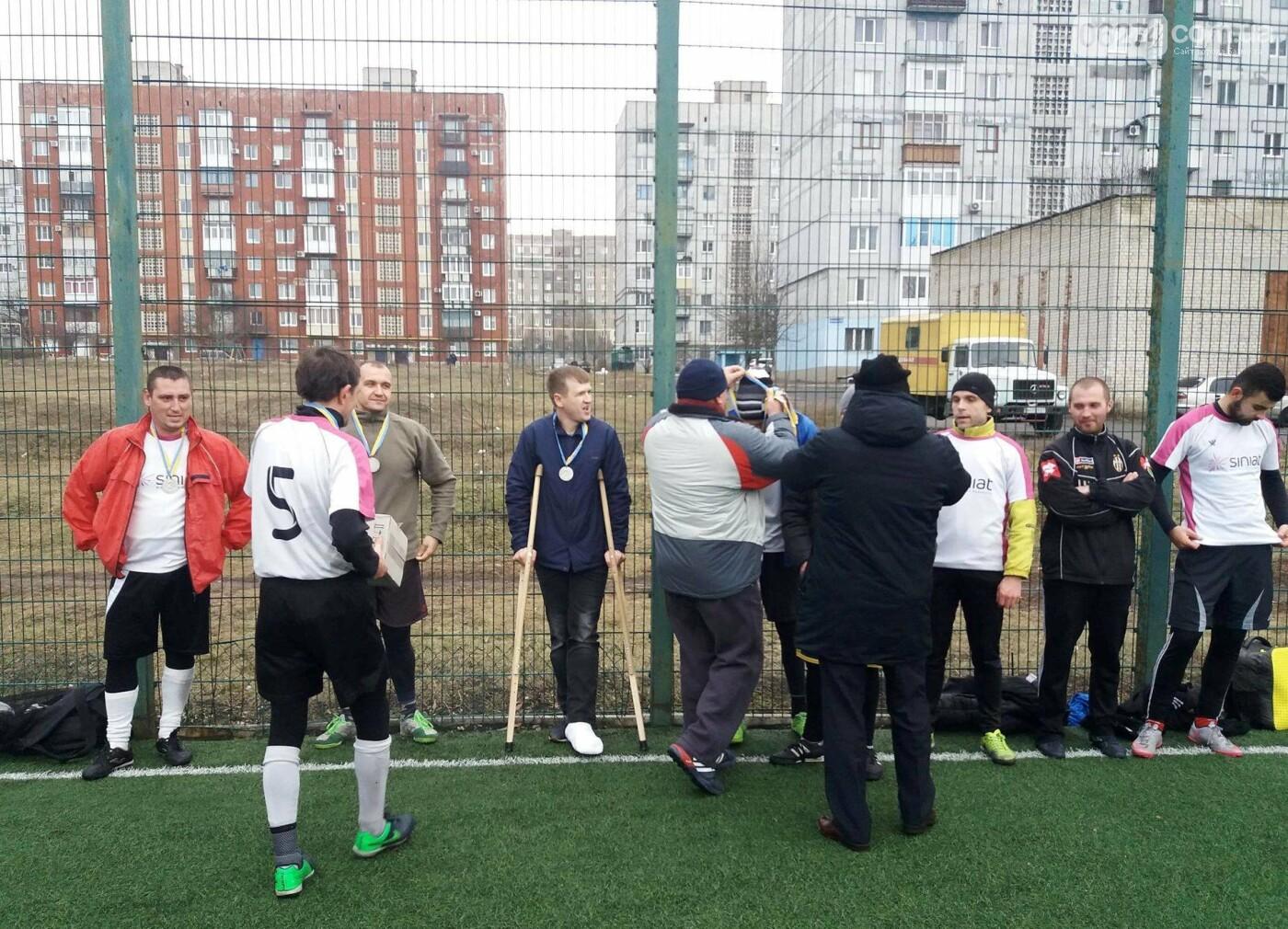 Кубок мэра по футболу из Бахмута отправился в Троицкое, фото-2