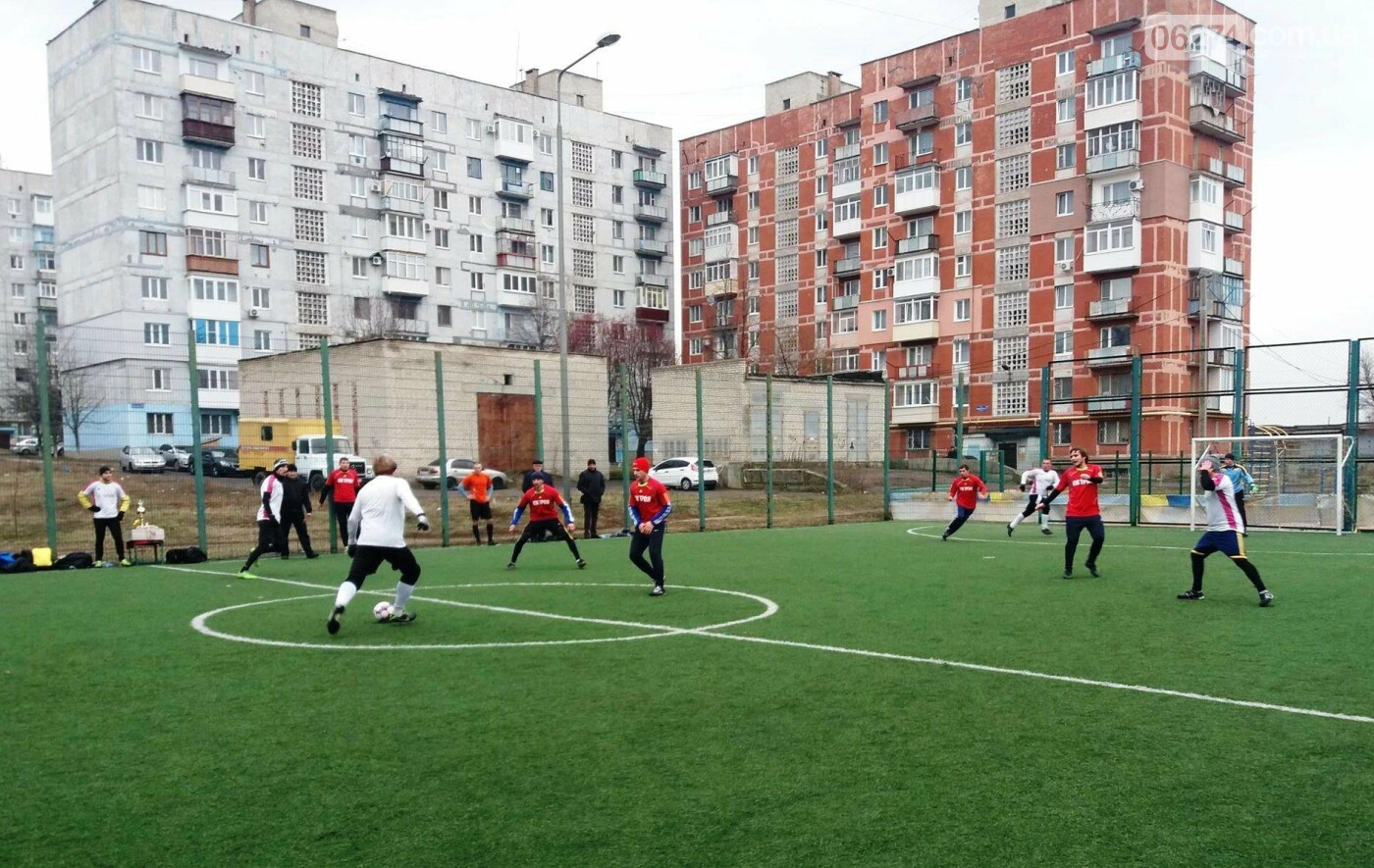 Кубок мэра по футболу из Бахмута отправился в Троицкое, фото-1