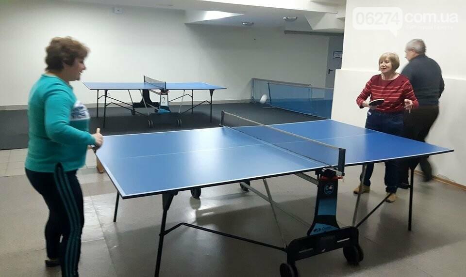 Инваспорт. В Бахмуте определили победителей соревнований по настольному теннису, фото-5