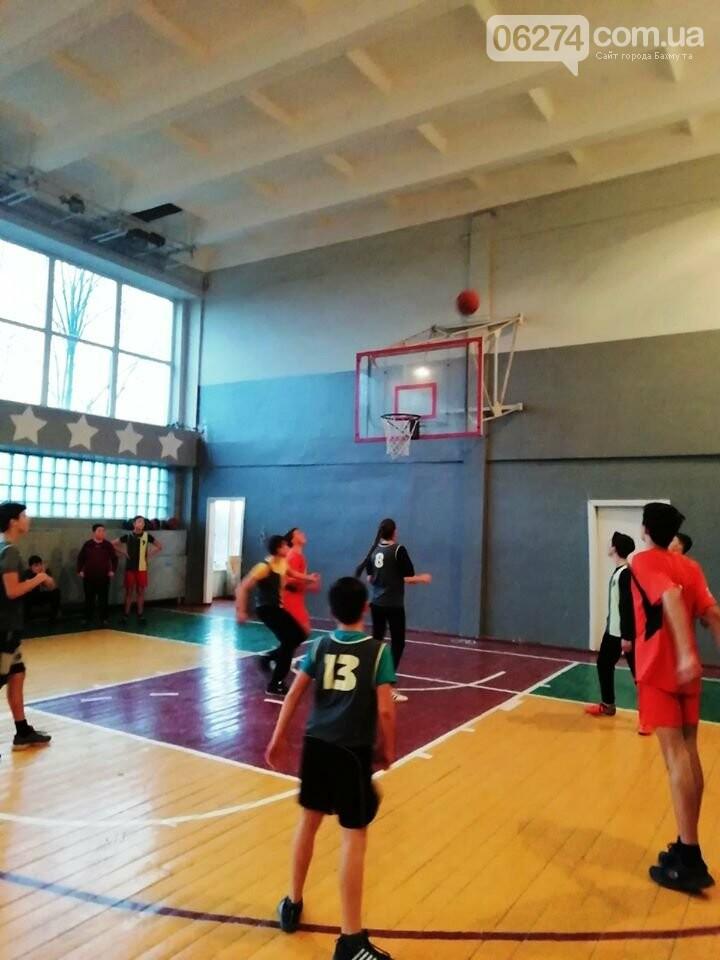 Чемпионы Бахмута по баскетболу, фото-1
