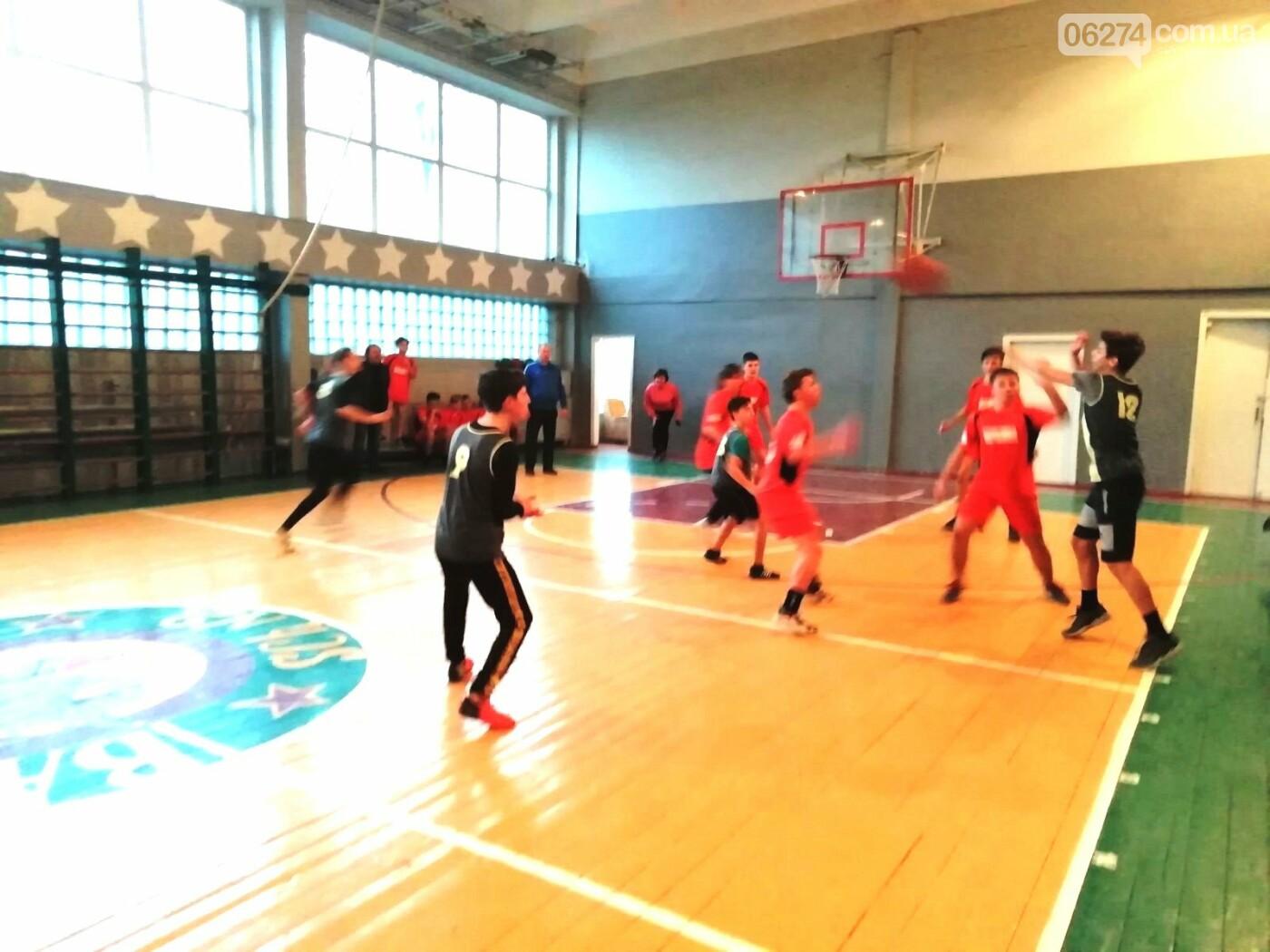 Чемпионы Бахмута по баскетболу, фото-3