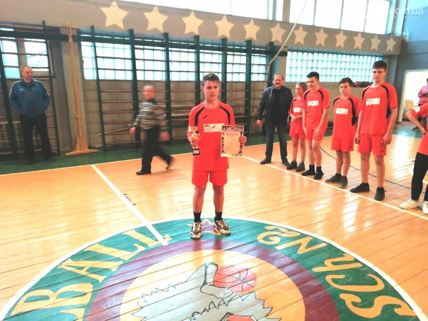 Чемпионы Бахмута по баскетболу, фото-4