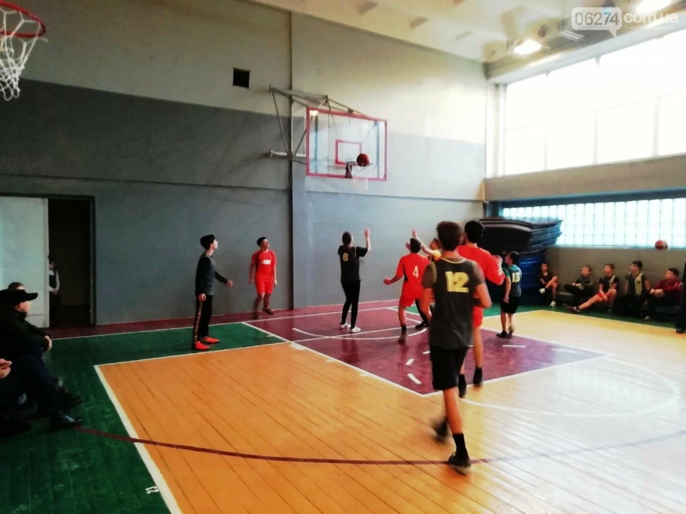 Чемпионы Бахмута по баскетболу, фото-5