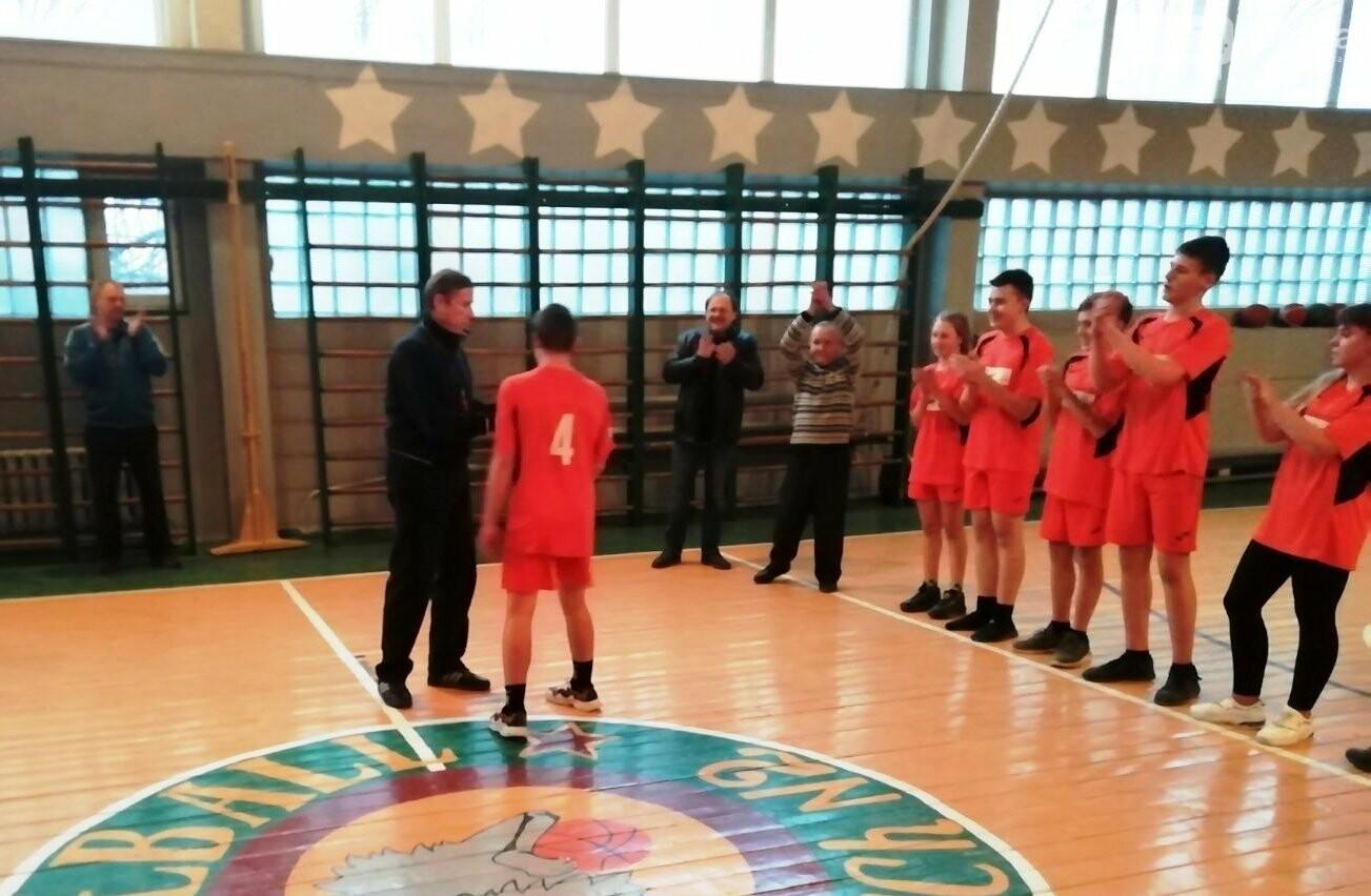 Чемпионы Бахмута по баскетболу, фото-6