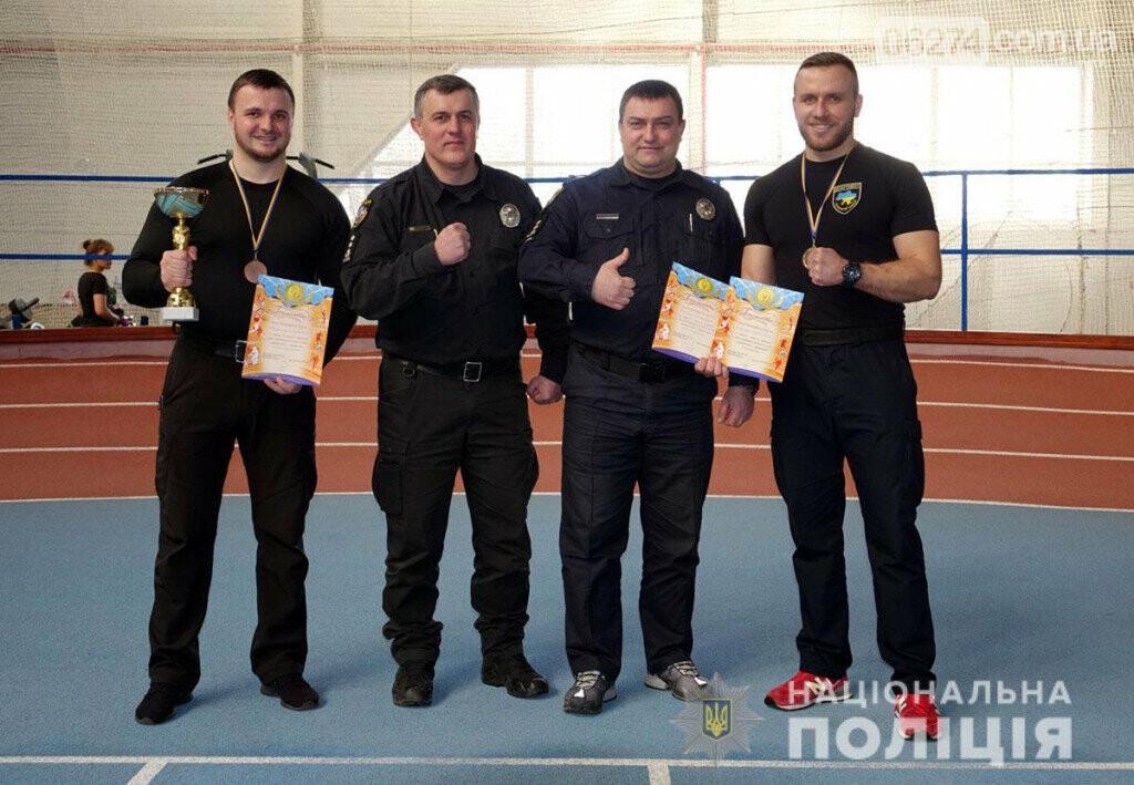 Бахмут принял соревнования по армрестлингу среди полицейских из состава ООС, фото-6