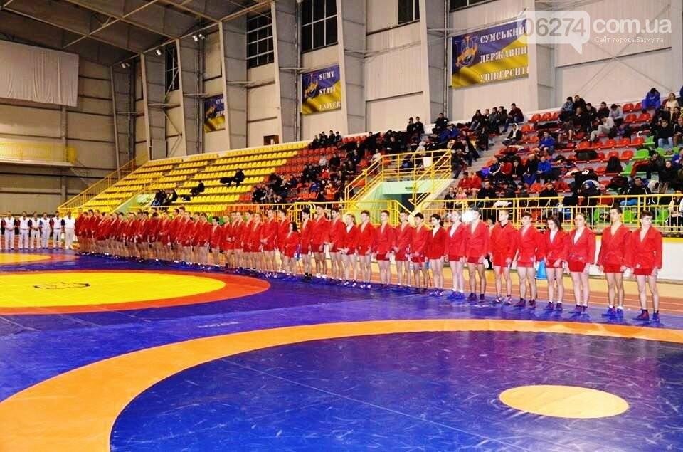 Бахмутчанка взяла «золото» на чемпионате Украины по самбо, фото-2
