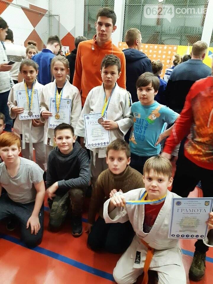Юные дзюдоисты Бахмута стали призерами чемпионата области, фото-6