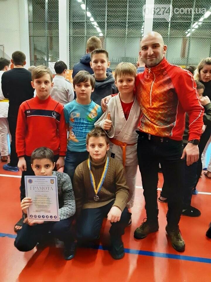 Юные дзюдоисты Бахмута стали призерами чемпионата области, фото-5