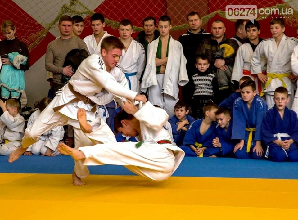 Юные дзюдоисты Бахмута стали призерами чемпионата области, фото-2