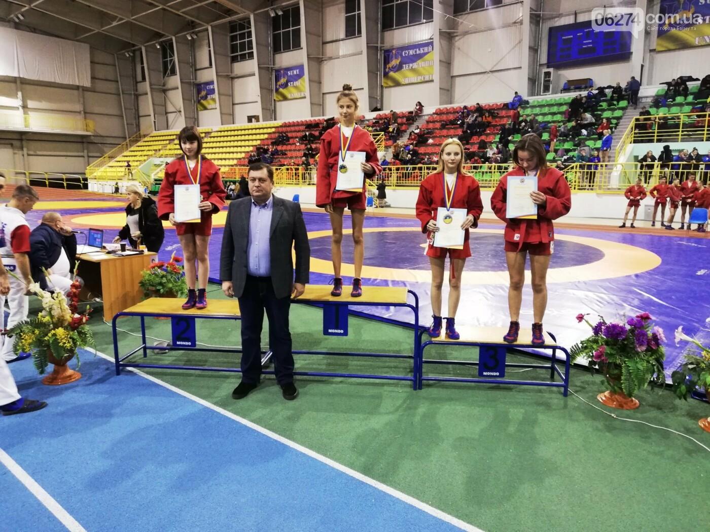 Бахмутчанка взяла «золото» на чемпионате Украины по самбо, фото-3