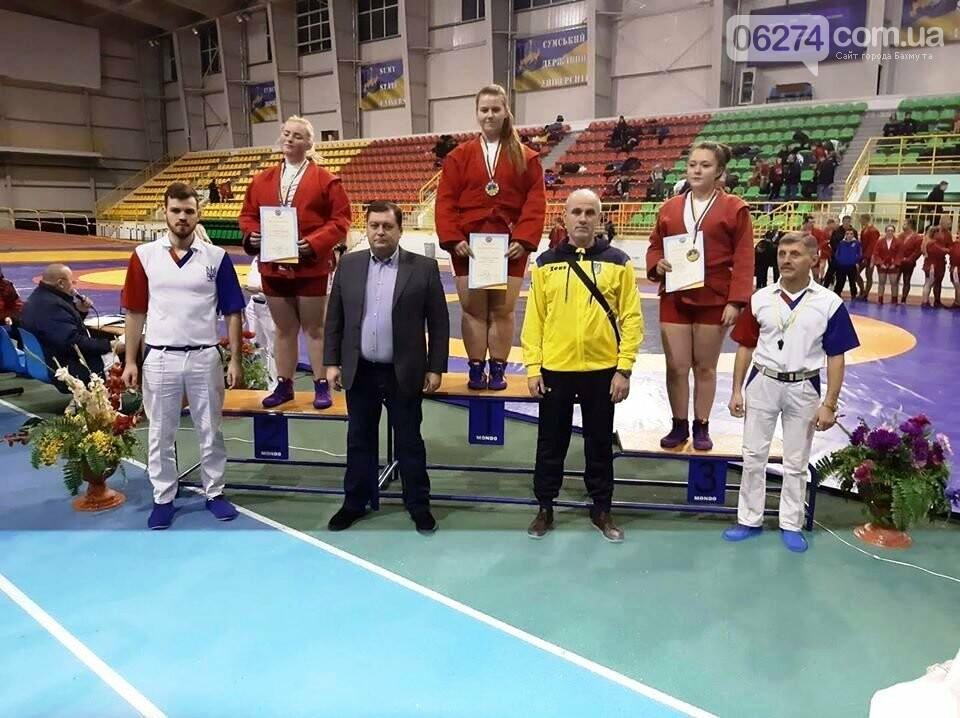 Бахмутчанка взяла «золото» на чемпионате Украины по самбо, фото-5