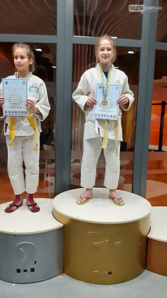 Юные дзюдоисты Бахмута стали призерами чемпионата области, фото-4