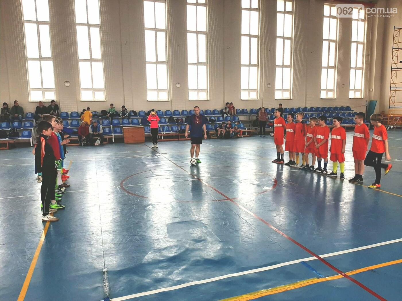 В Бахмуте состоялась «Школьная футзальная лига», фото-1