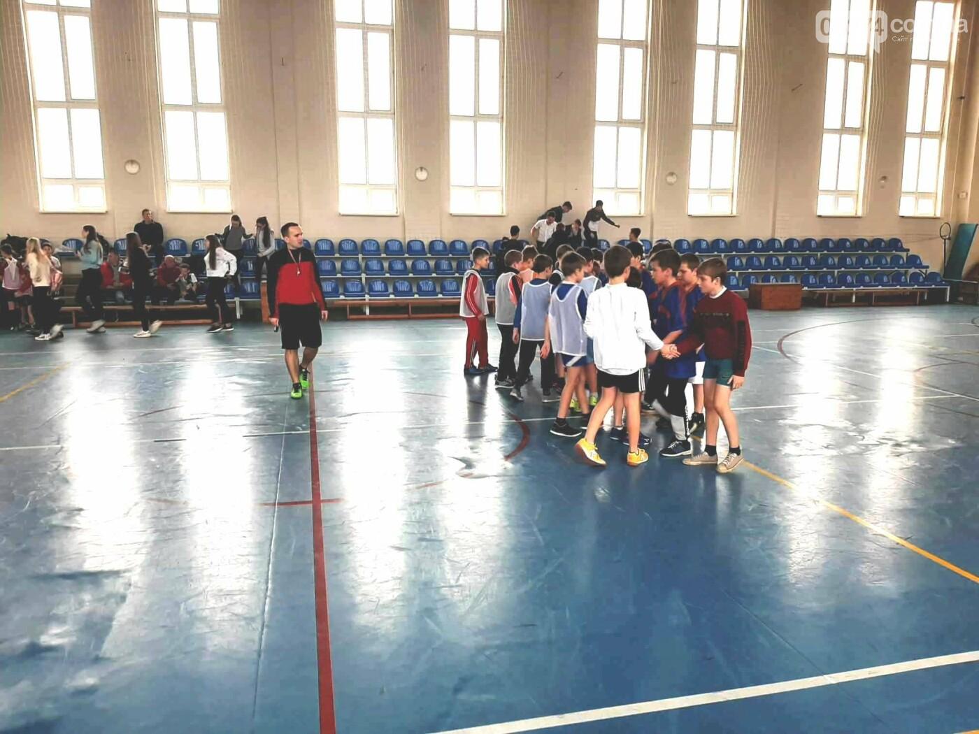 В Бахмуте состоялась «Школьная футзальная лига», фото-2