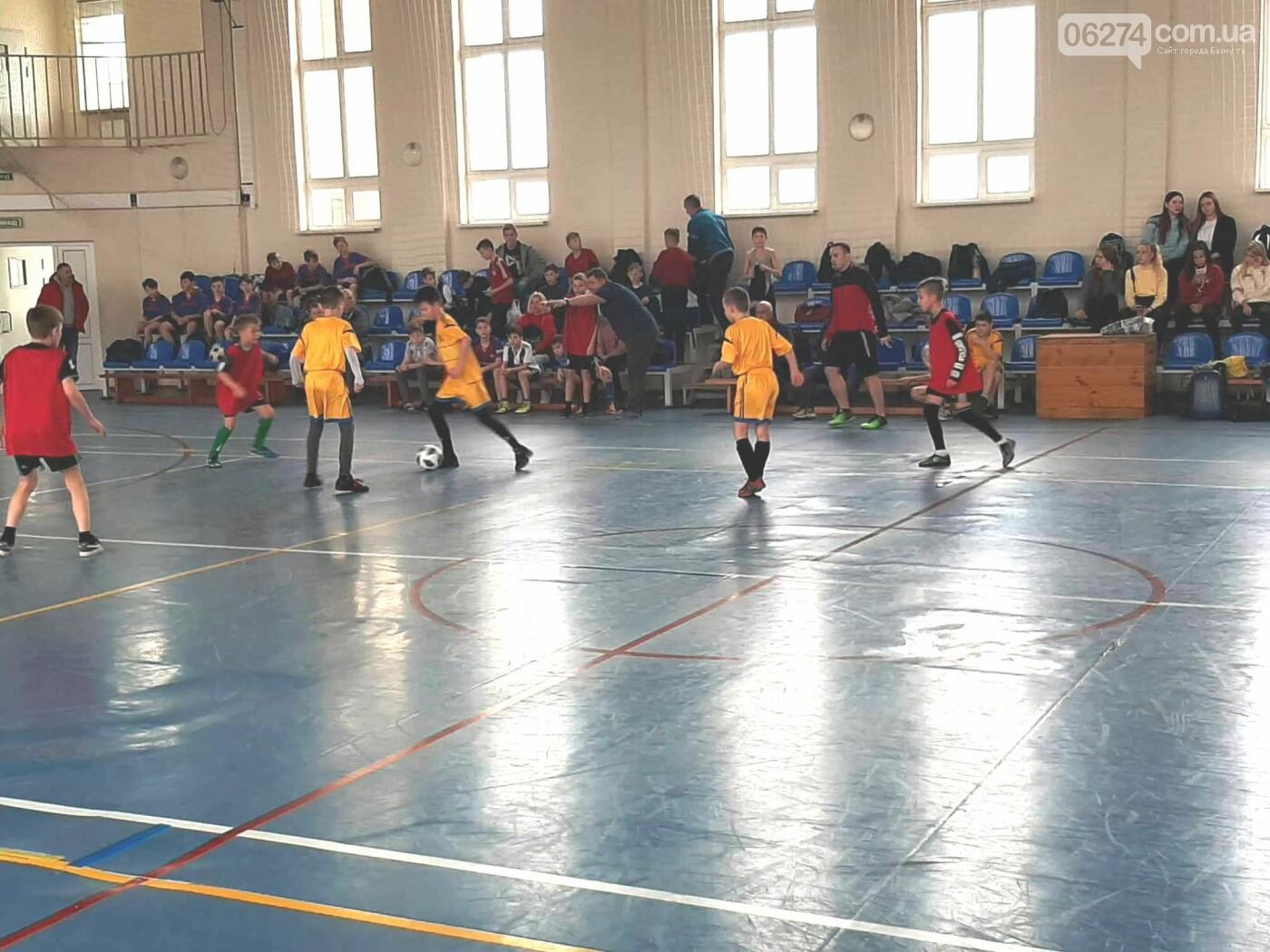 В Бахмуте состоялась «Школьная футзальная лига», фото-3