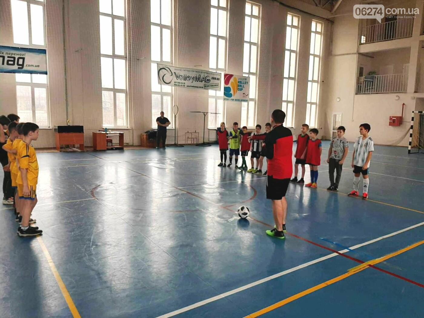 В Бахмуте состоялась «Школьная футзальная лига», фото-4