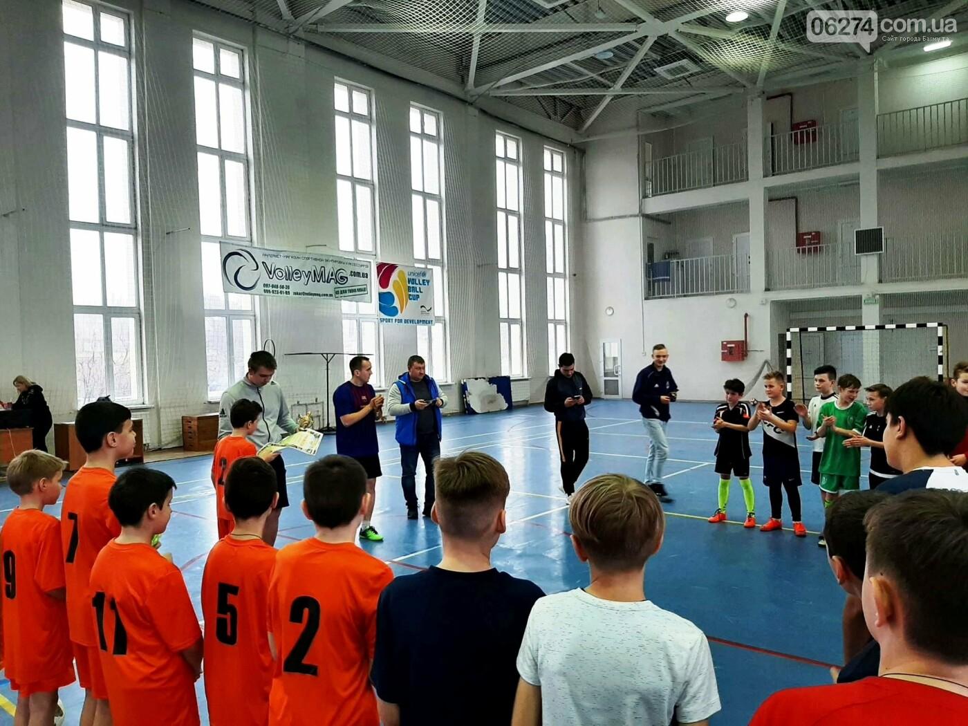 В Бахмуте состоялась «Школьная футзальная лига», фото-5