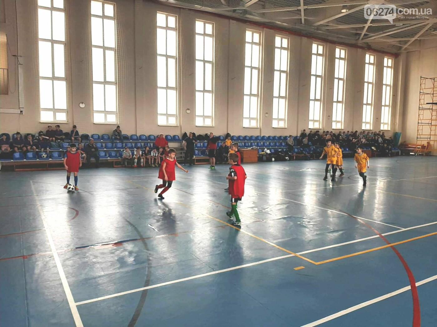 В Бахмуте состоялась «Школьная футзальная лига», фото-7