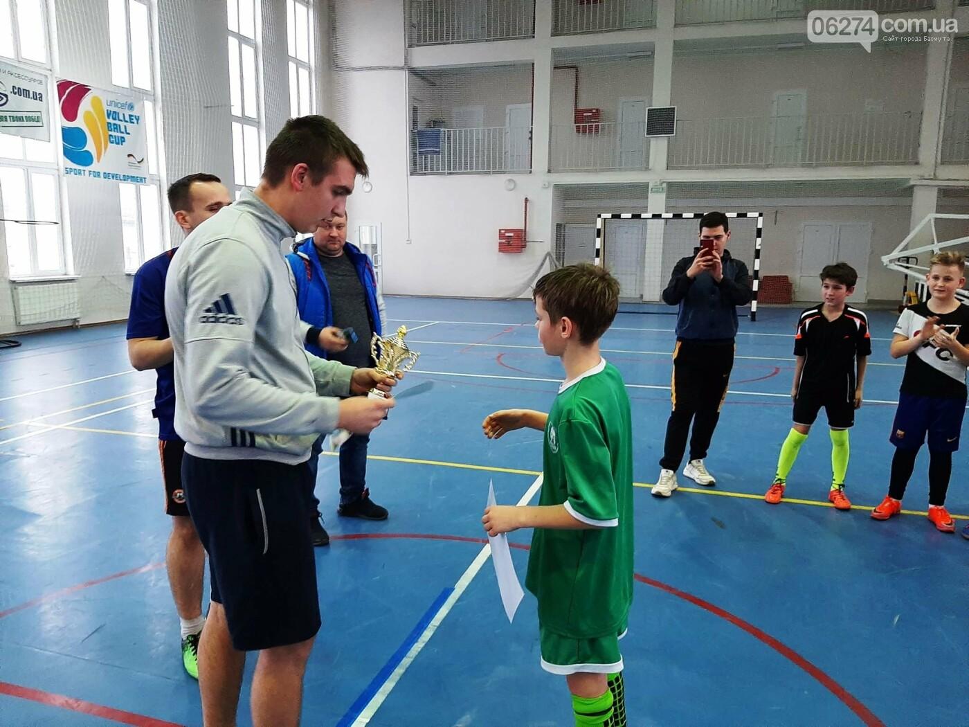 В Бахмуте состоялась «Школьная футзальная лига», фото-8