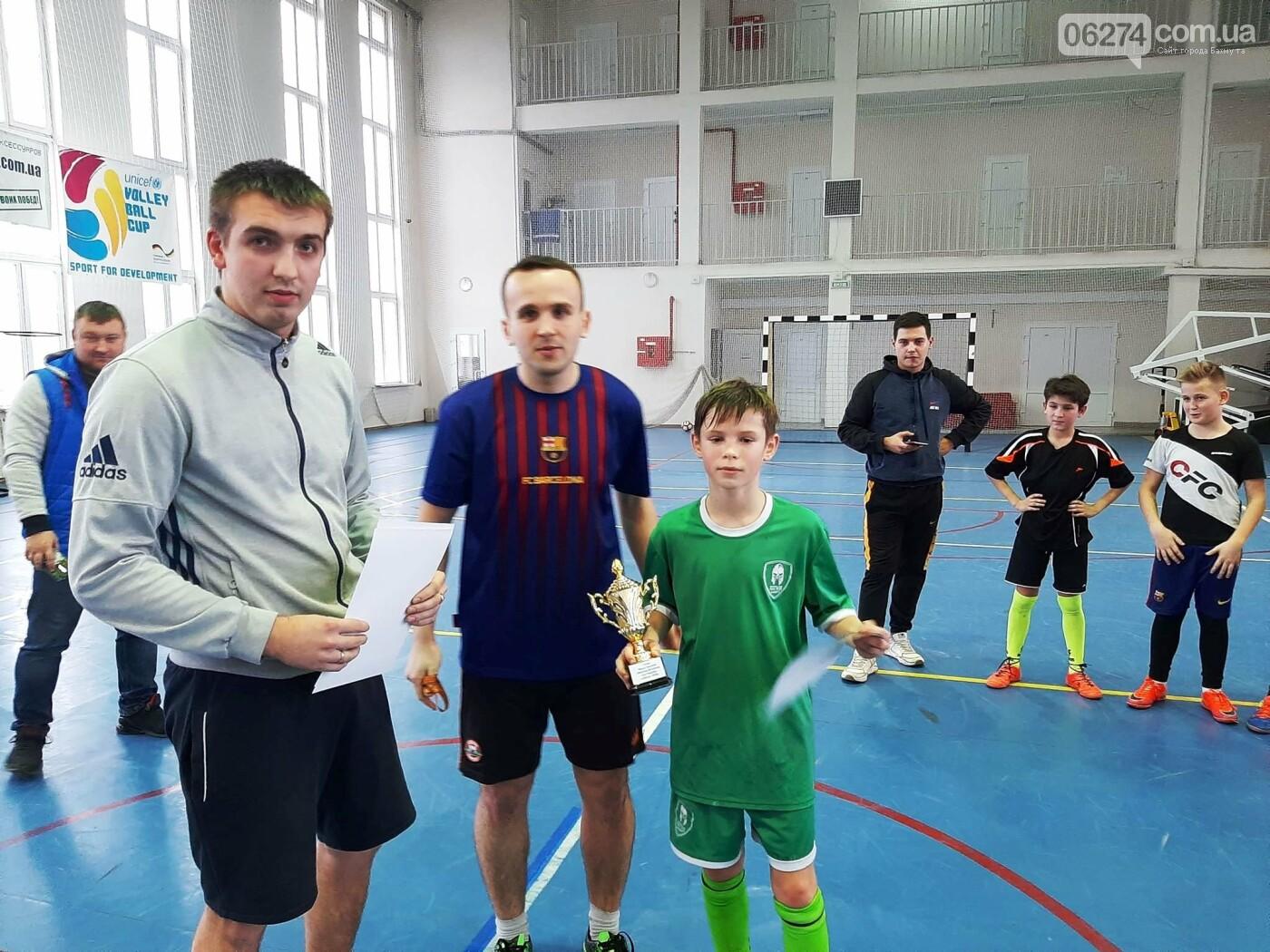 В Бахмуте состоялась «Школьная футзальная лига», фото-9