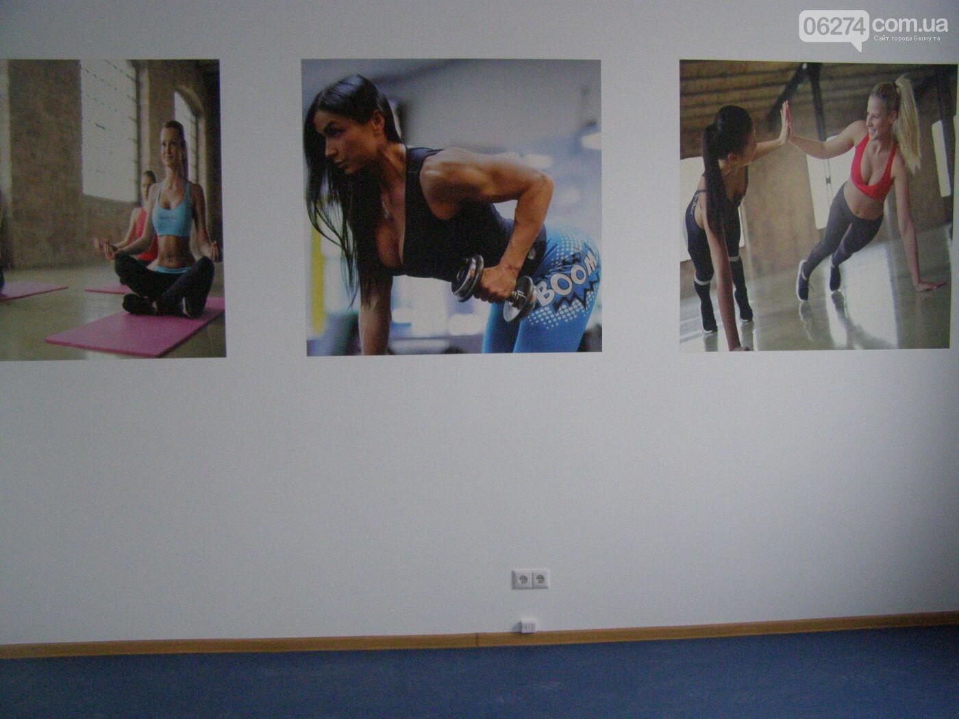 Во врачебно-физкультурном диспансере в Бахмуте завершена реконструкция главного корпуса, фото-10