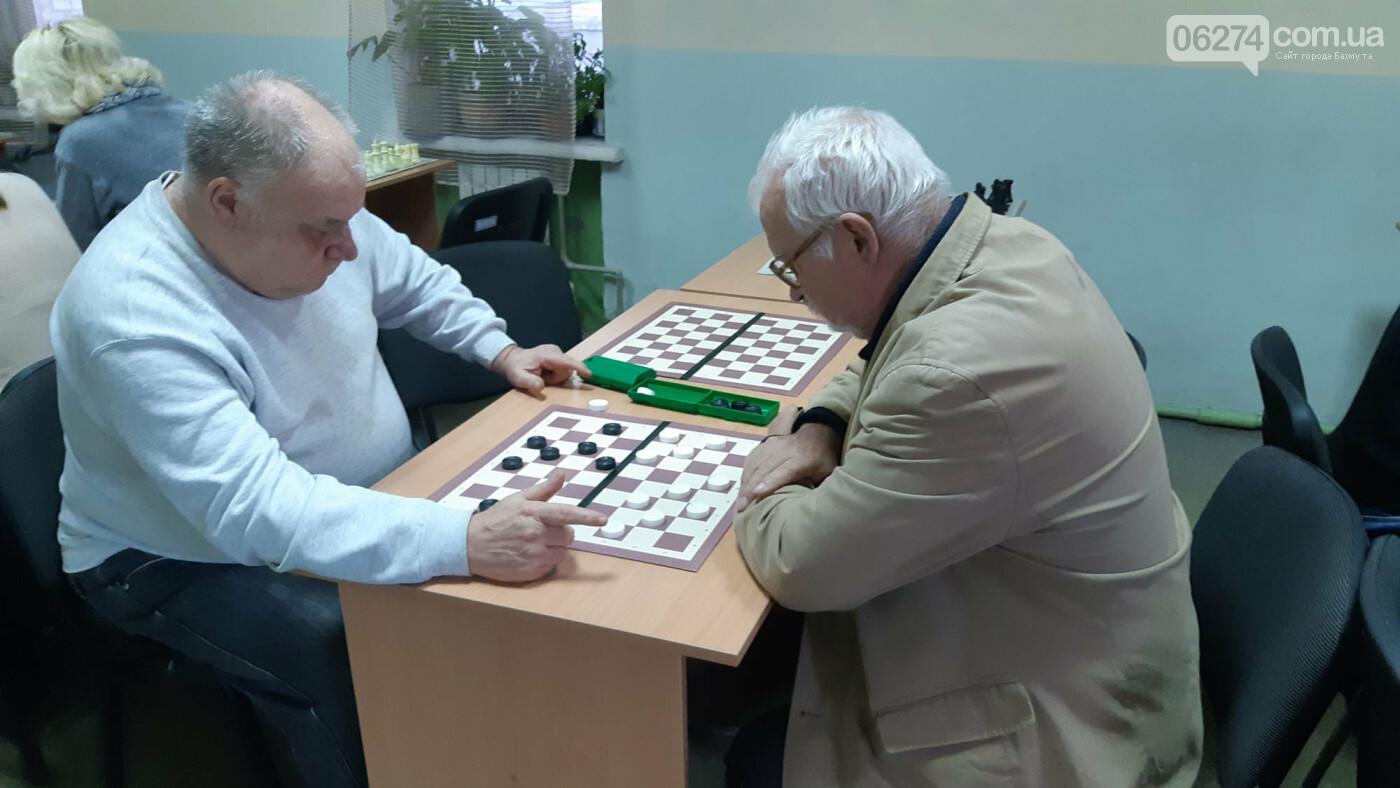 В Бахмуте прошел чемпионат города по шашкам, фото-2
