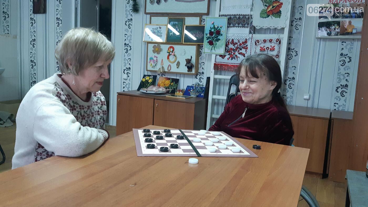 В Бахмуте прошел чемпионат города по шашкам, фото-8