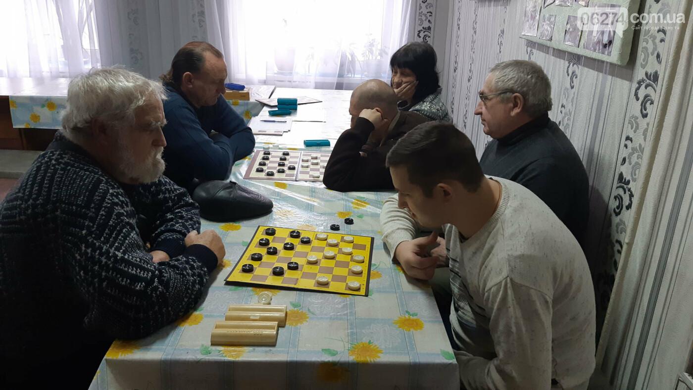 В Бахмуте прошел чемпионат города по шашкам, фото-9
