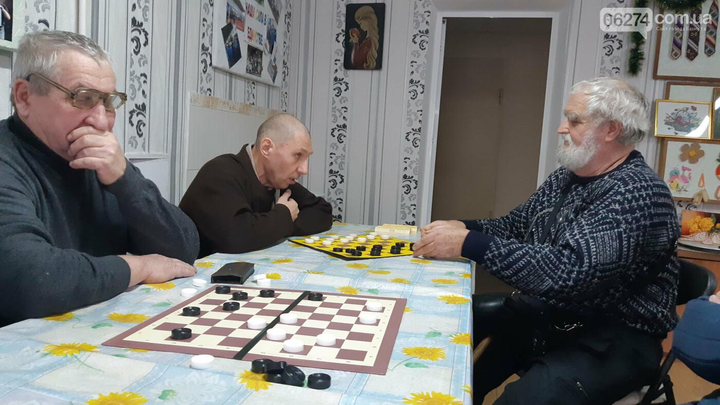 В Бахмуте прошел чемпионат города по шашкам, фото-10