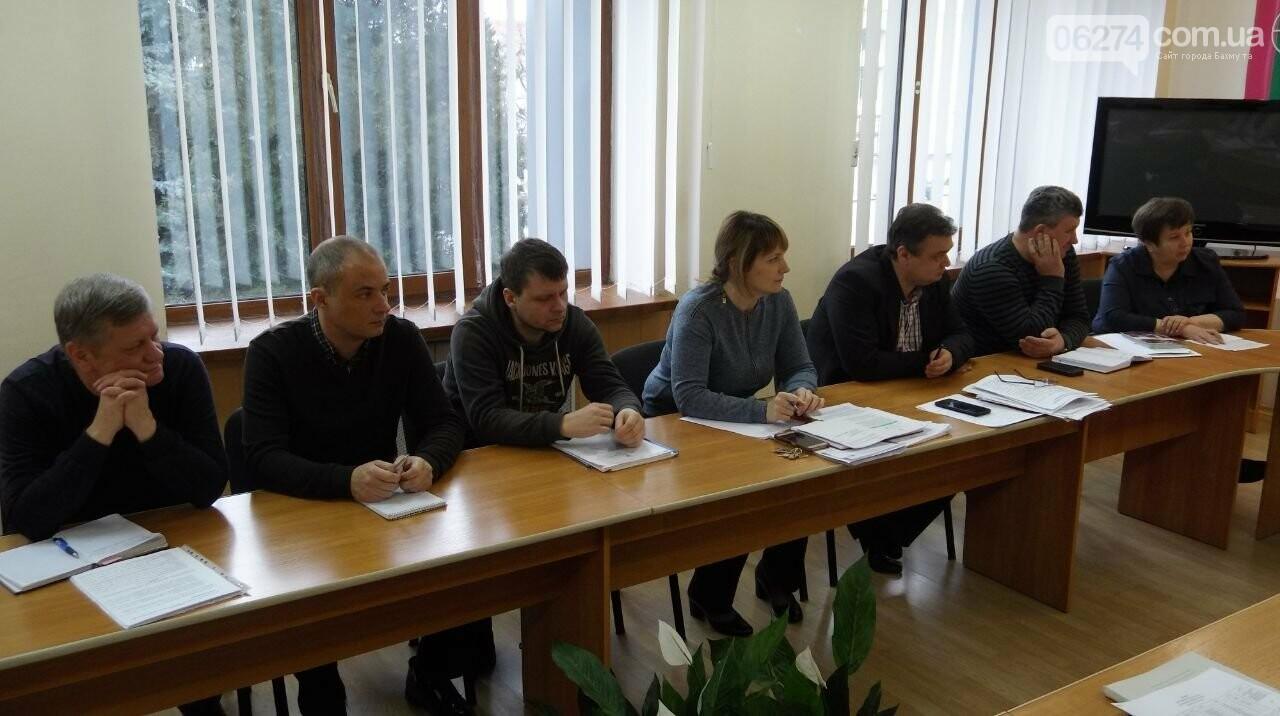 Городской голова Бахмута встретился с представителями налоговой, фото-1