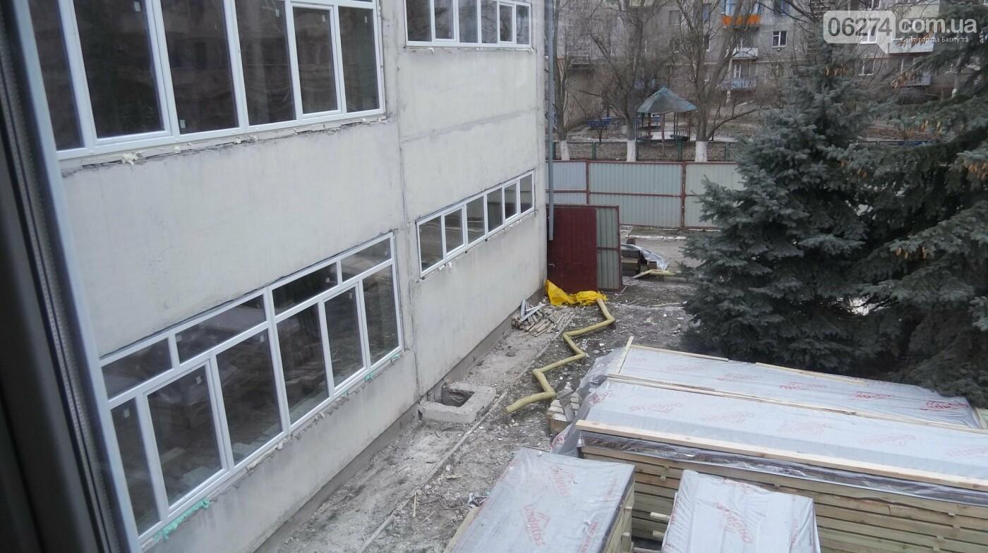 В Бахмуте началась реконструкция детского сада №40 «Улыбка», фото-3