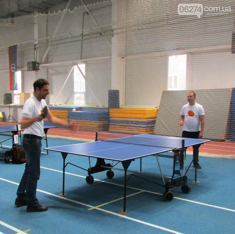 В Бахмуте прошли соревнования мировой компании ЕТЕХ, фото-8