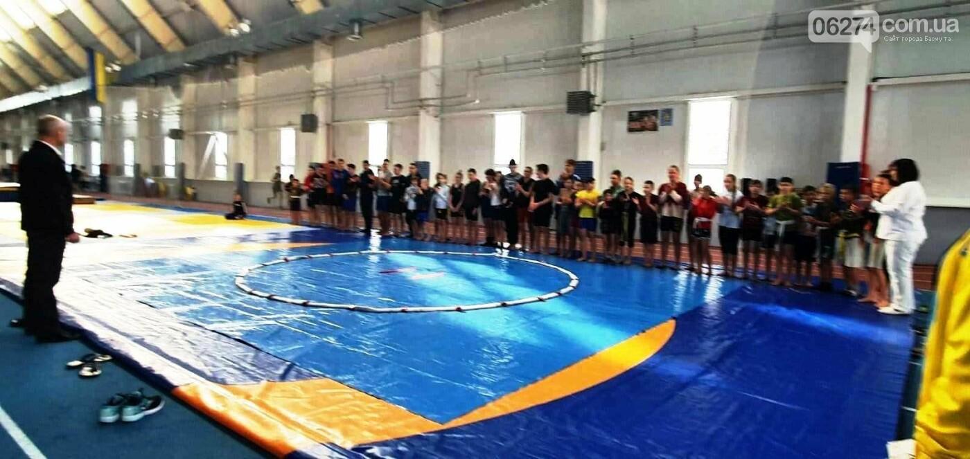 В Бахмуте прошел чемпионат области по сумо, фото-3