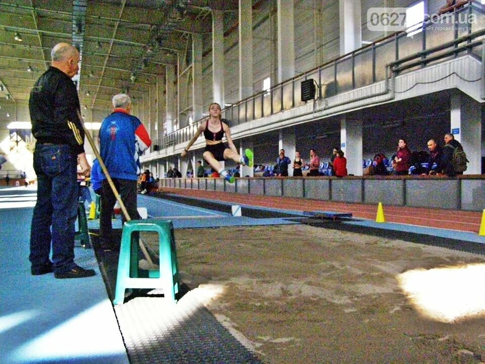В Бахмуте прошел чемпионат области по легкой атлетике двоеборья, фото-1