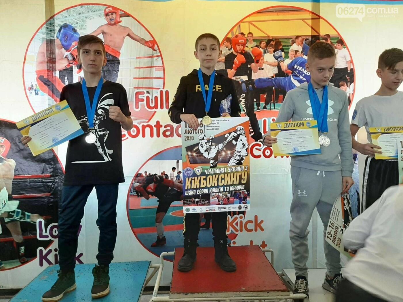 Бахмутчане завоевали призовые места на чемпионате Украины по кикбоксингу, фото-2