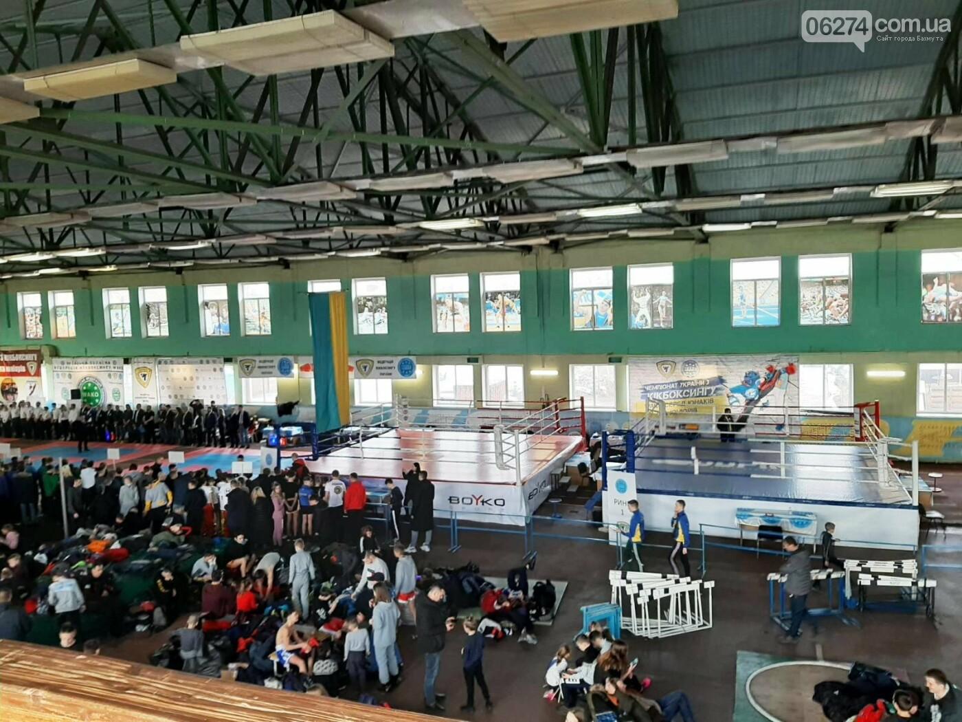Бахмутчане завоевали призовые места на чемпионате Украины по кикбоксингу, фото-5
