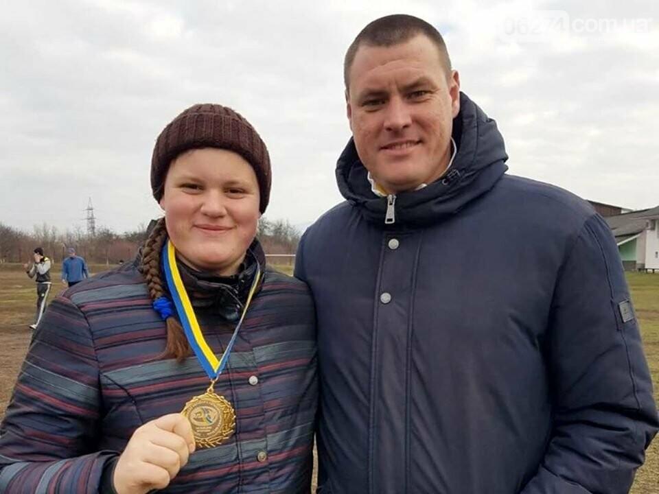Легкоатлеты Бахмута – победители и призеры зимнего чемпионата Украины по метаниям, фото-8