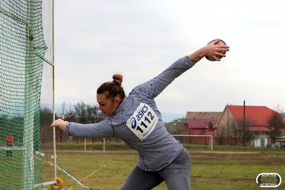 Легкоатлеты Бахмута – победители и призеры зимнего чемпионата Украины по метаниям, фото-1