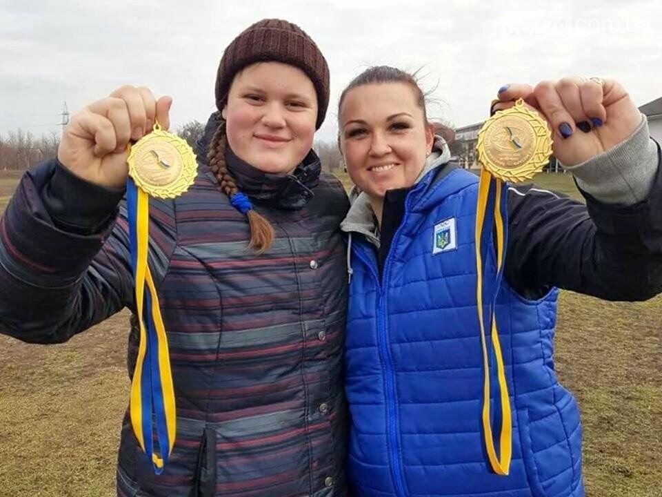 Легкоатлеты Бахмута – победители и призеры зимнего чемпионата Украины по метаниям, фото-5