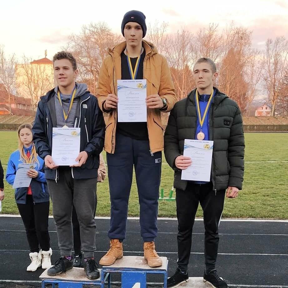 Легкоатлеты Бахмута – победители и призеры зимнего чемпионата Украины по метаниям, фото-2