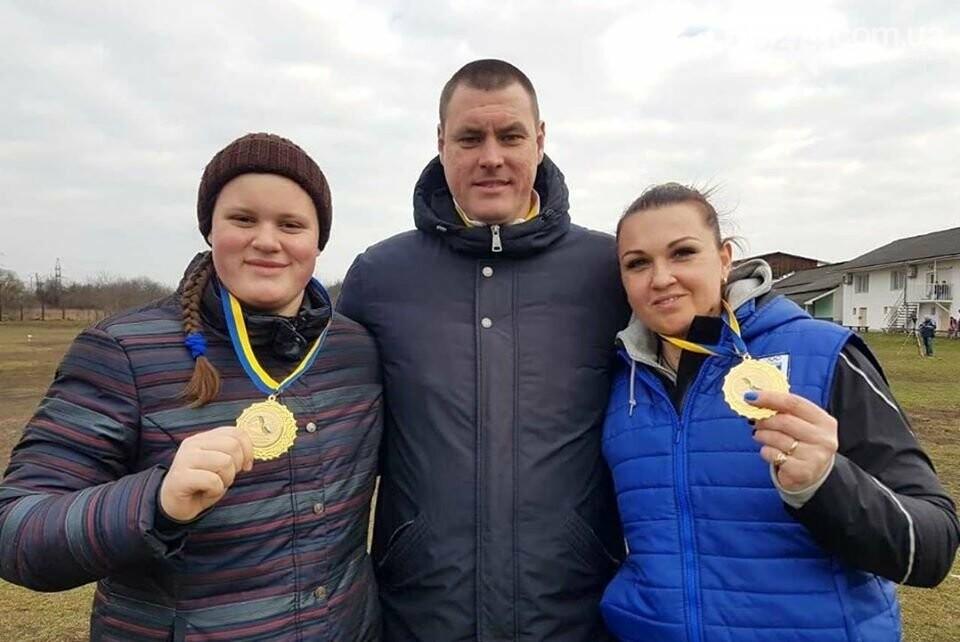 Легкоатлеты Бахмута – победители и призеры зимнего чемпионата Украины по метаниям, фото-6