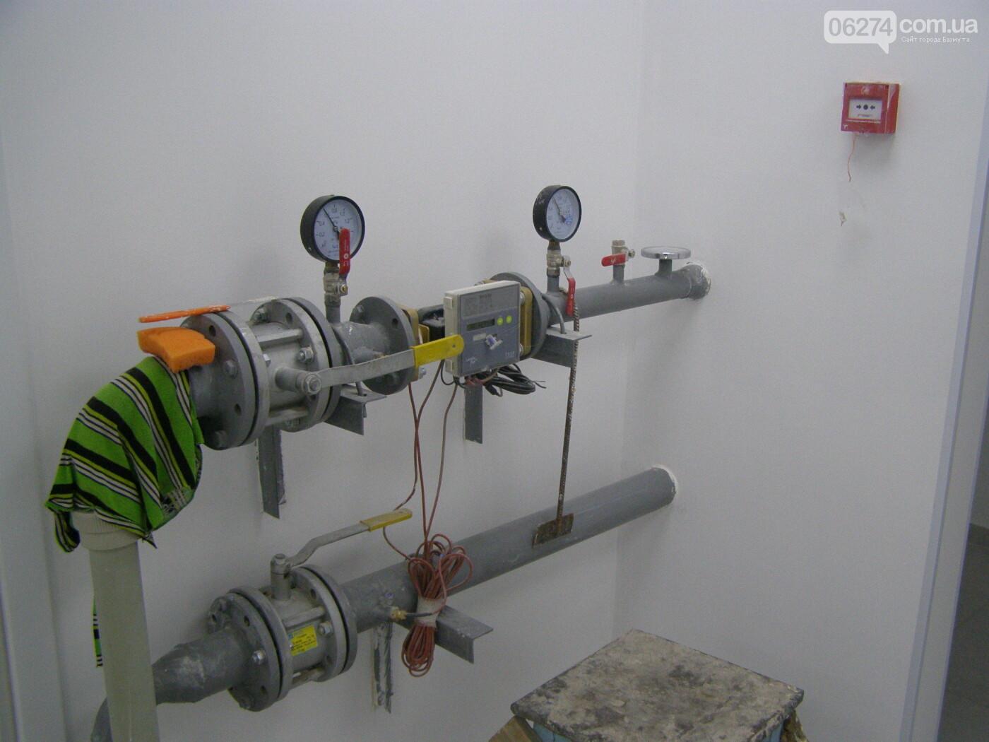 Во врачебно-физкультурном диспансере в Бахмуте завершена реконструкция главного корпуса и общежития, фото-11