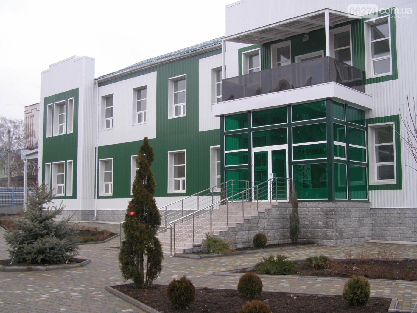 Во врачебно-физкультурном диспансере в Бахмуте завершена реконструкция главного корпуса и общежития, фото-2