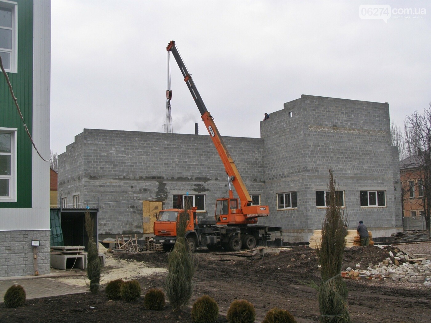 Во врачебно-физкультурном диспансере в Бахмуте завершена реконструкция главного корпуса и общежития, фото-17