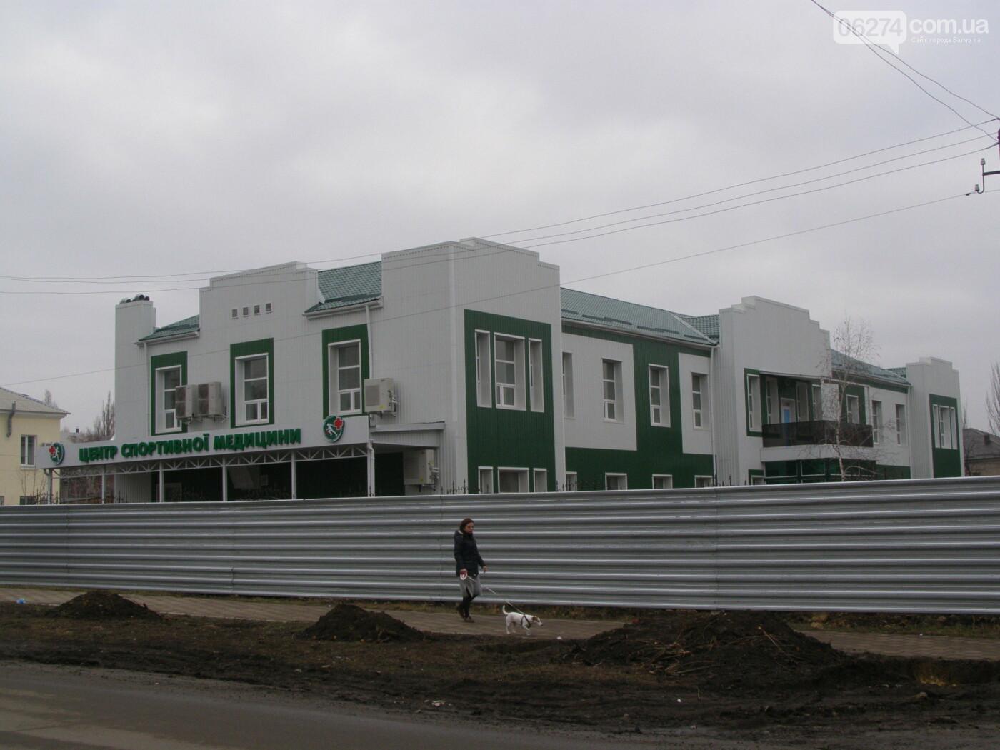 Во врачебно-физкультурном диспансере в Бахмуте завершена реконструкция главного корпуса и общежития, фото-16