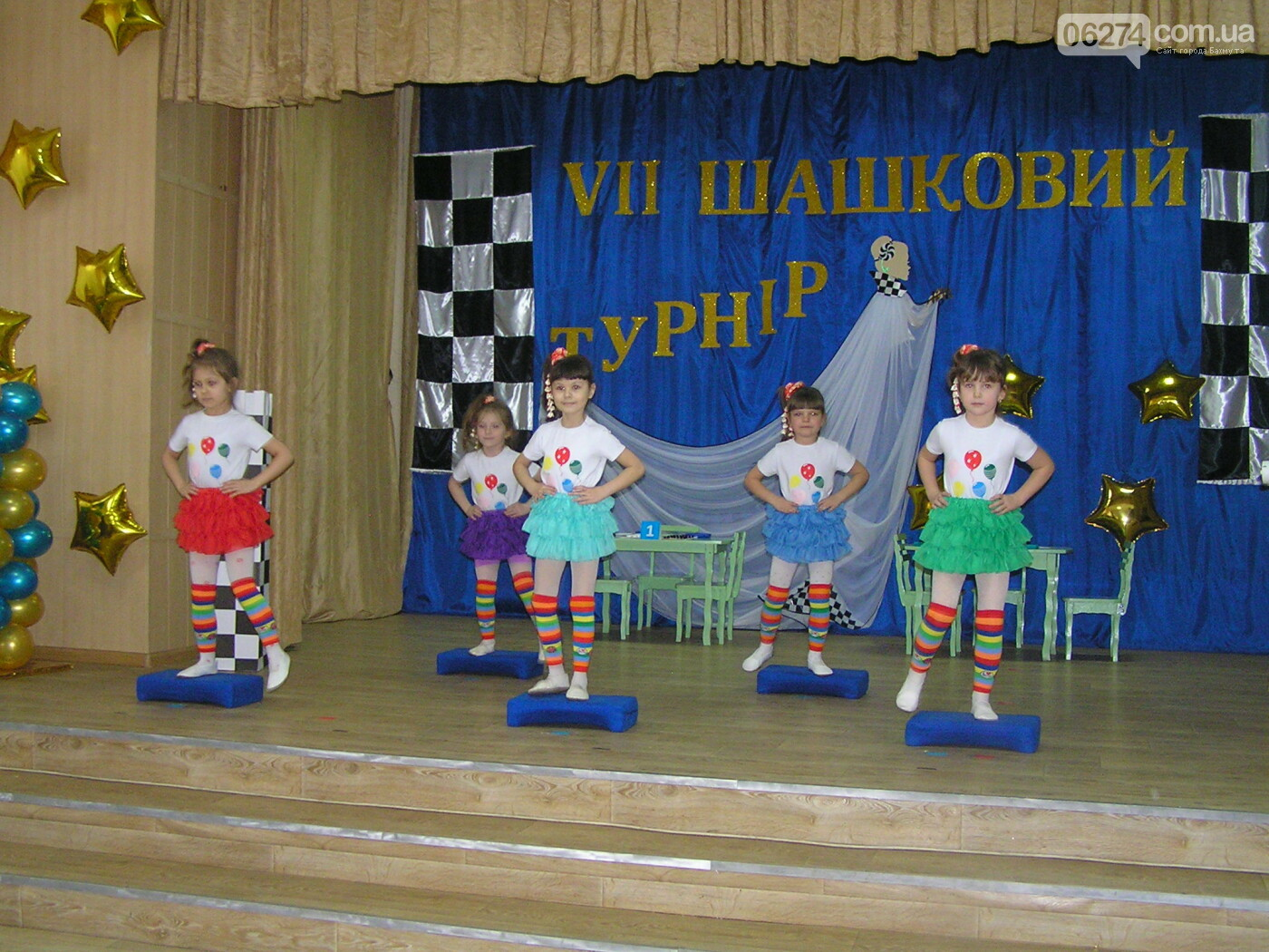 В Бахмуте прошел Финал VII шашечного турнира для детсадовцев, фото-8