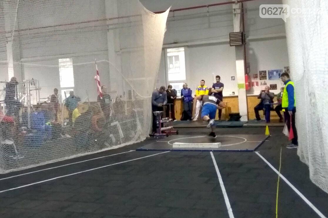 Бахмут принял чемпионат Украины по легкоатлетическим метаниям среди спортсменов с инвалидностью, фото-5