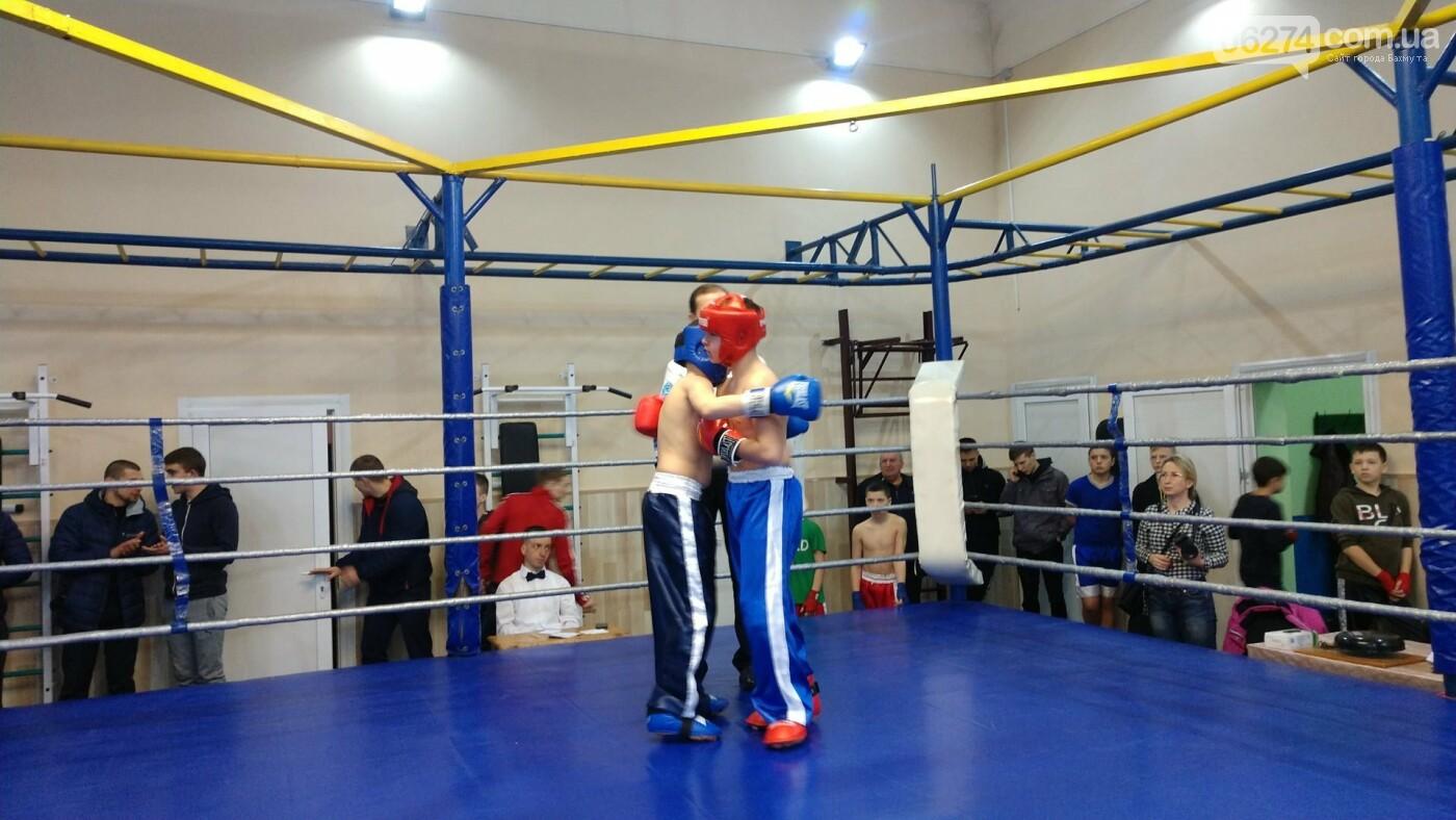 В Бахмуте состоялось открытие чемпионата области по кикбоксингу, фото-7