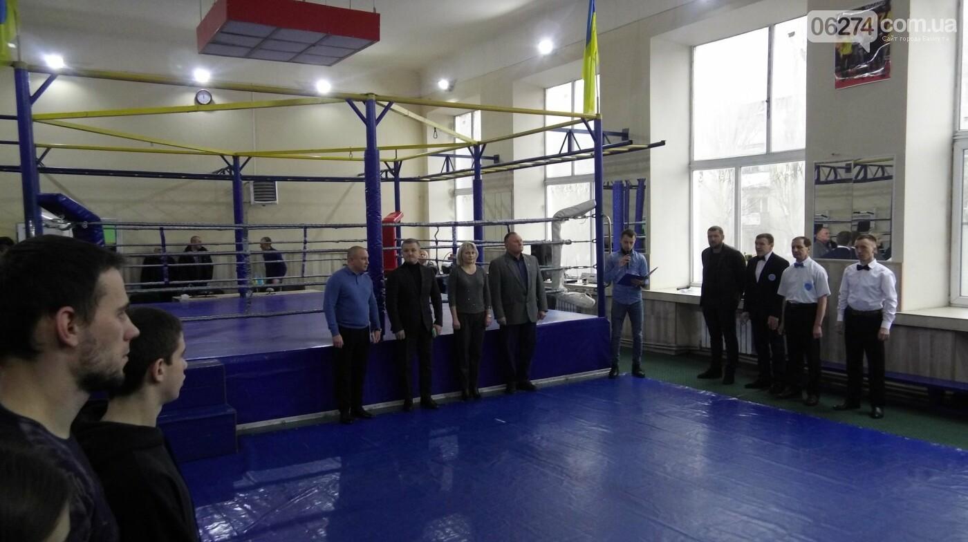В Бахмуте состоялось открытие чемпионата области по кикбоксингу, фото-3